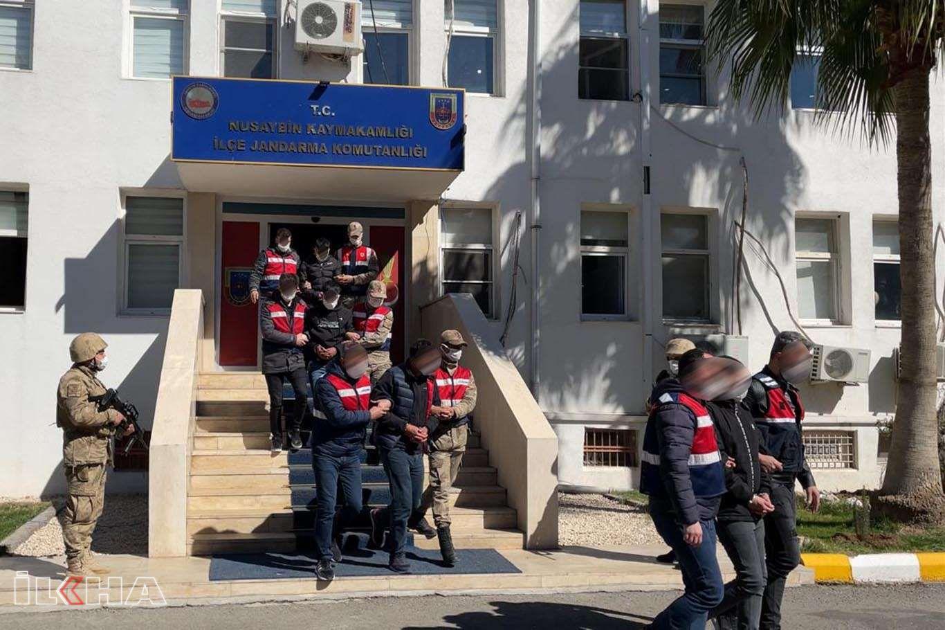 Mardin'de uyuşturucu operasyonunda 3 kişi tutuklandı