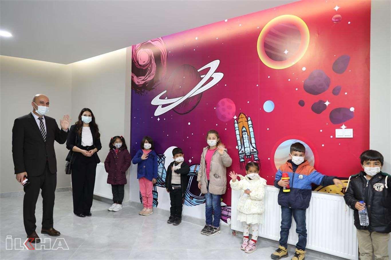 Mardinli öğrenciler planetaryumla gökyüzü macerası başlıyor