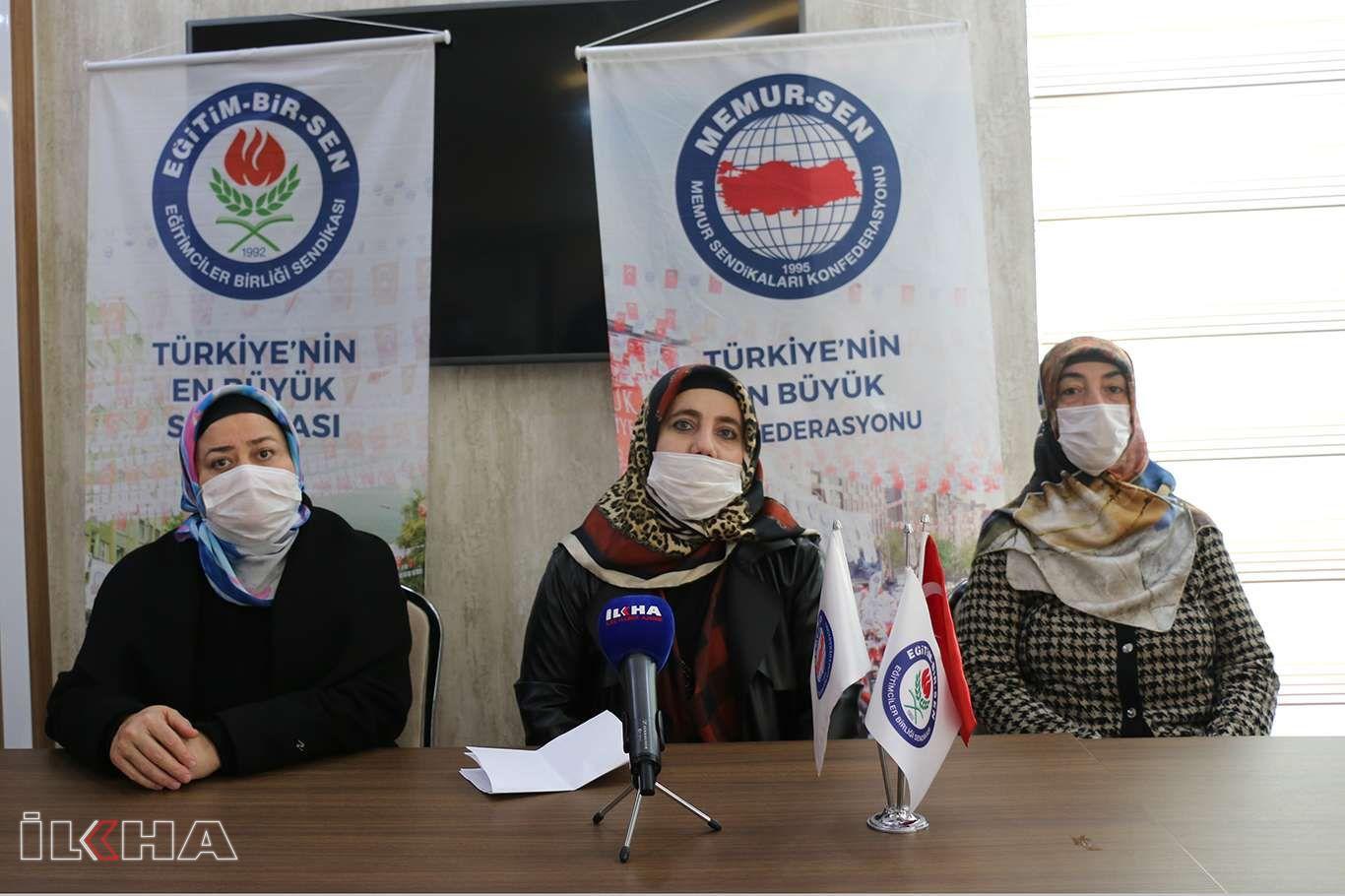 Şanlıurfa Memur-Sen 28 Şubat mağdurlarının haklarının verilmesini istedi