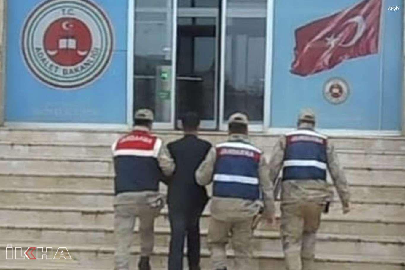 Mardin'de hırsızlık yapan şüpheliler Şırnak'ta yakalandı