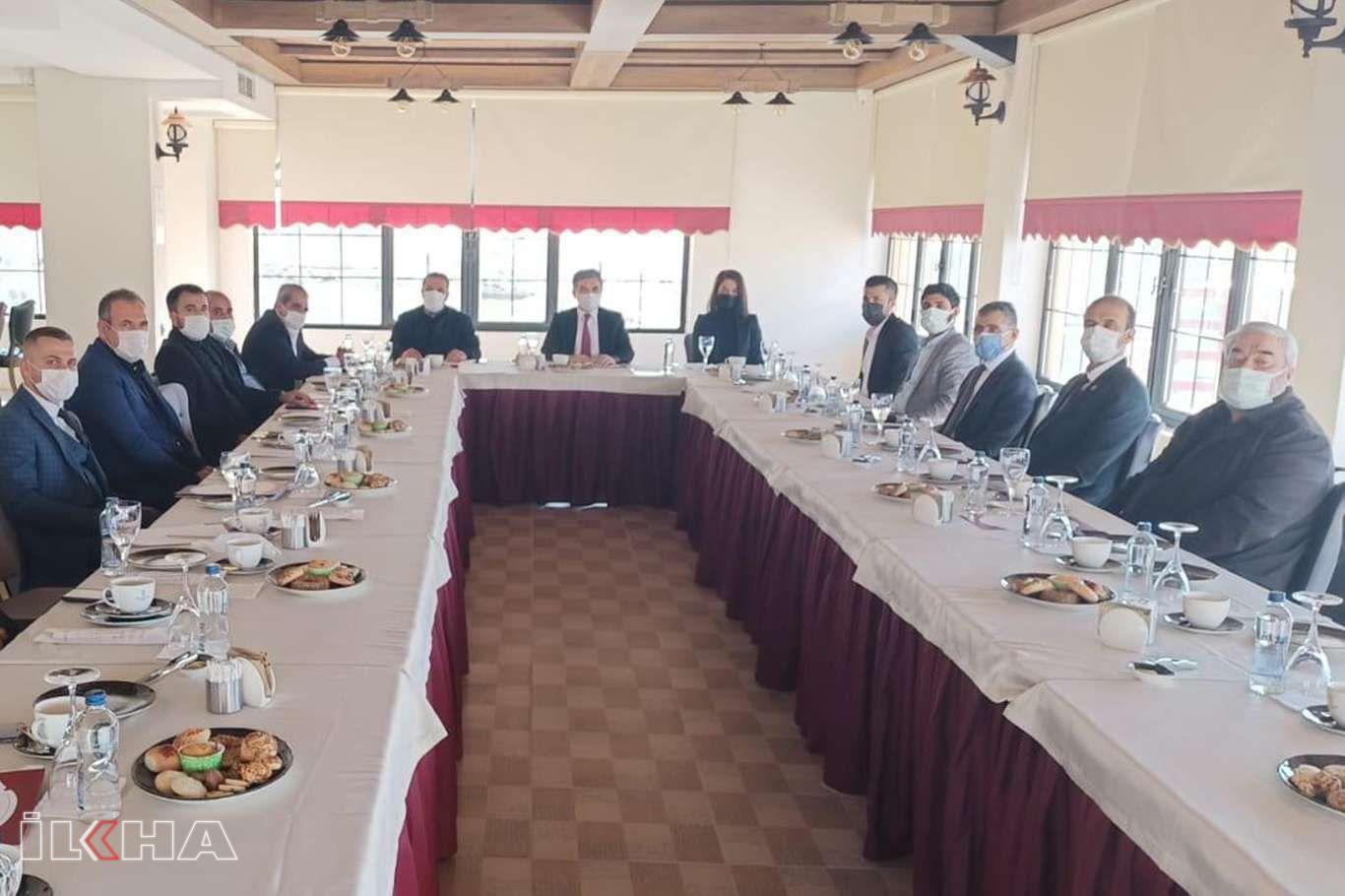 Mardin'de turizm toplantısı yapıldı