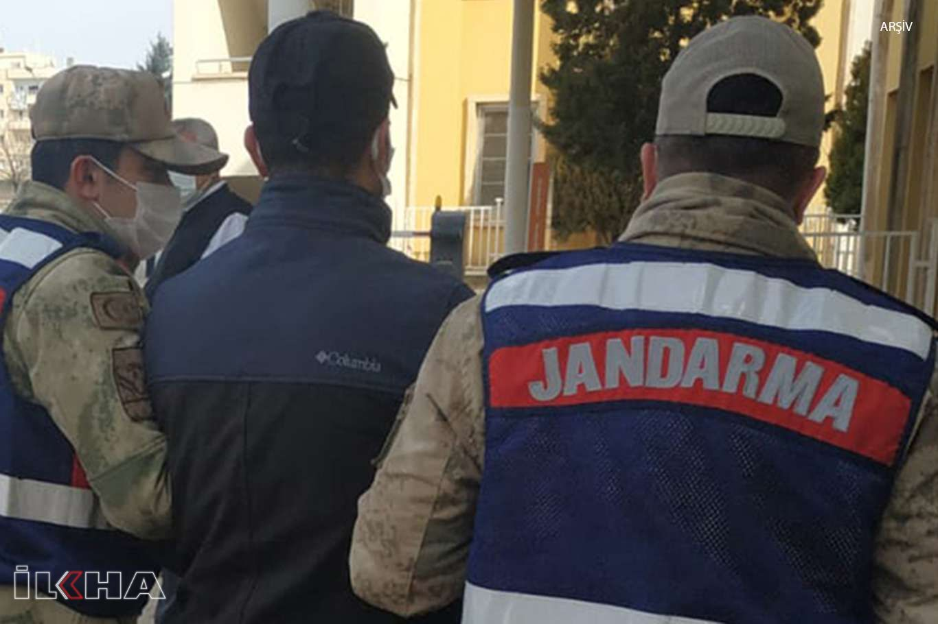 Mardin'de 4 yıl kesinleşmiş hapis cezası bulunan hükümlü yakalandı