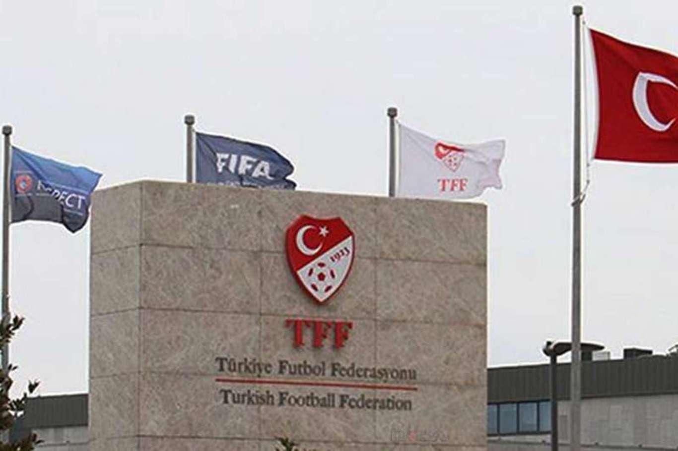 TFF Bölgesel Amatör Liginin ertelendiğini açıkladı