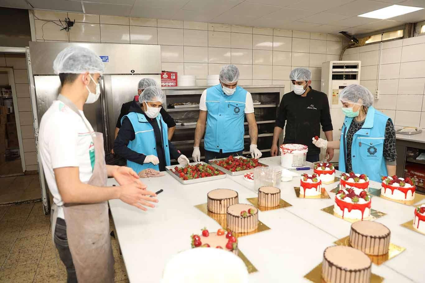 Ramazan ayı öncesi gıda ürünlerine denetim yapıldı