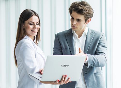 Casper ile İş İçin Teknoloji