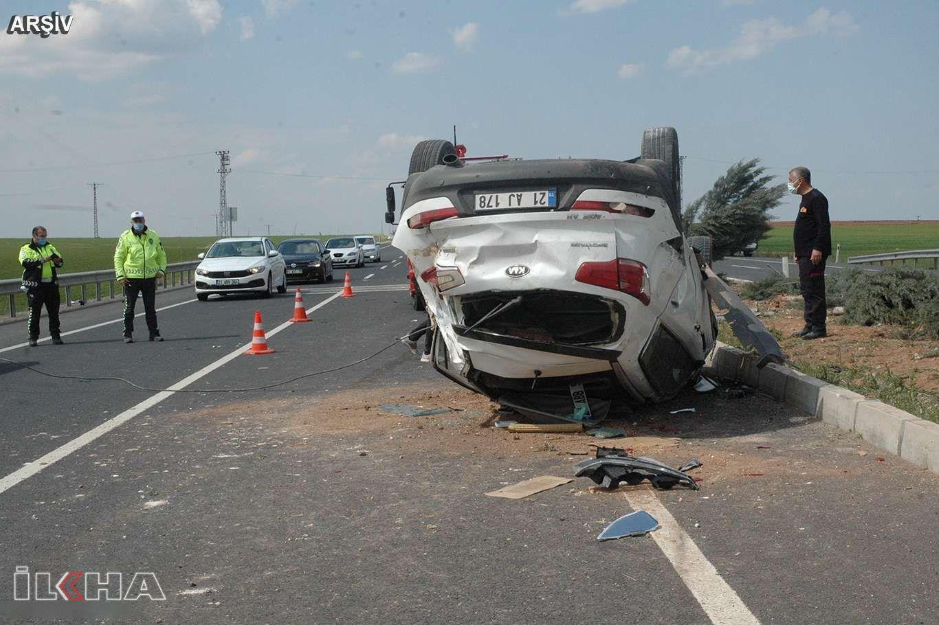 Bu yılın ilk çeyreğinde 80 bin 783 trafik kazası meydana geldi