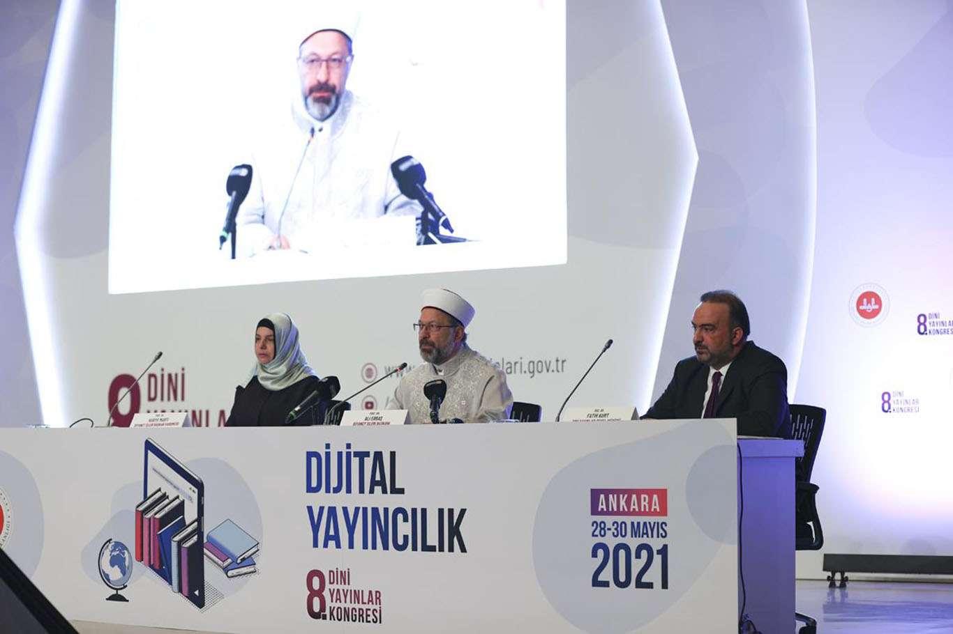 8. Dini Yayınlar Kongresi sonuç bildirisi açıklandı
