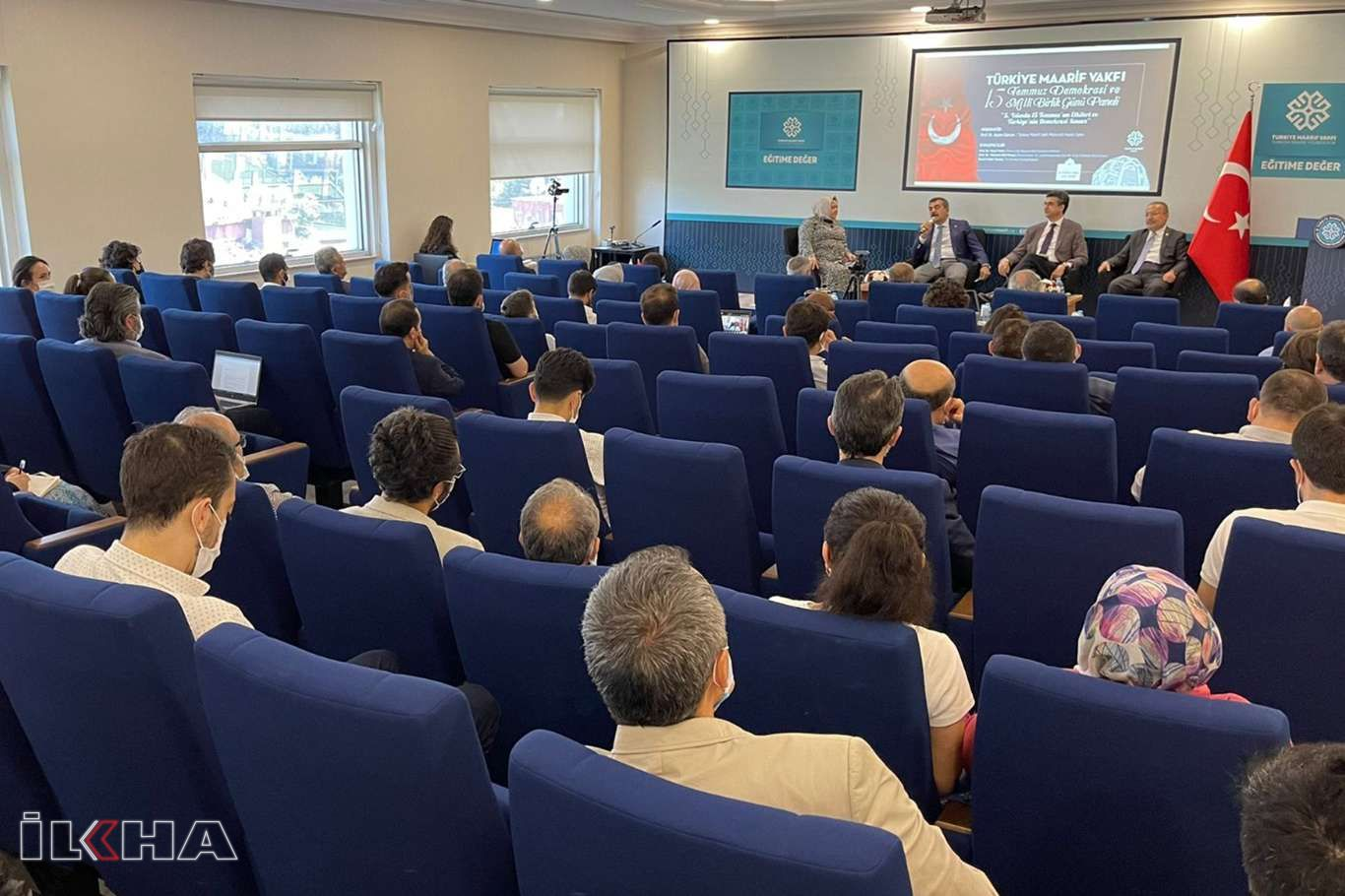 Türkiye Maarif Vakfından 15 Temmuz paneli