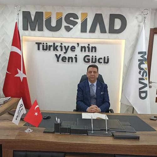 MÜSİAD Mardin Başkanı Mehmet İleriden 15 Temmuz açıklaması