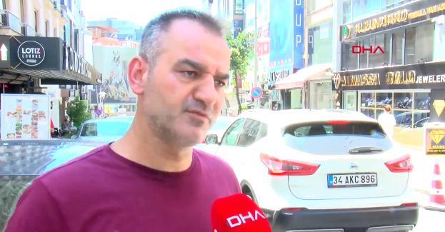 Fatihte gaspçılara 3 milyon lirayı kaptırmayan 2 çalışana 20 bin dolar ödül