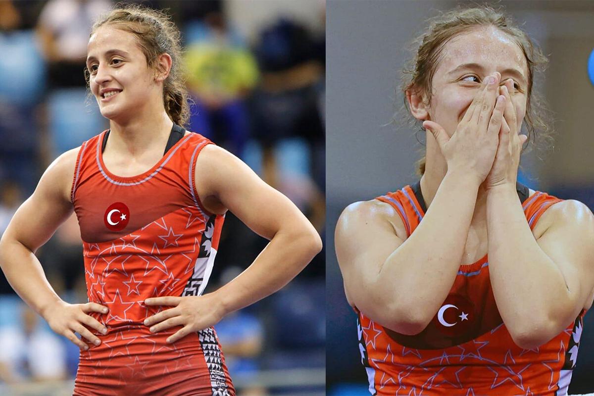 Muğlalı sporcu İlyasoğlu dünya şampiyonu