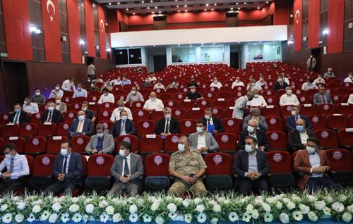 İl Koordinasyon Kurulu'nun 2021 Yılı 3. Toplantısı Yapıldı