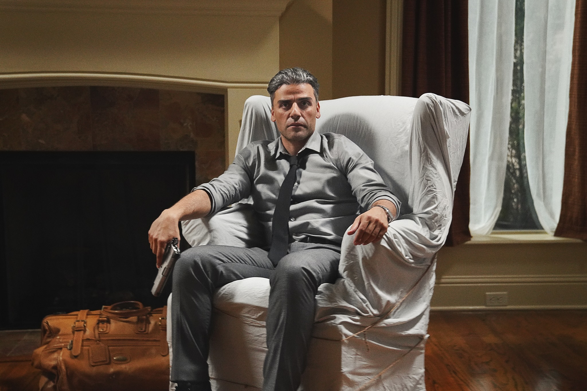 Oscar Isaac Başrollü The Card Counterdan Fragman!