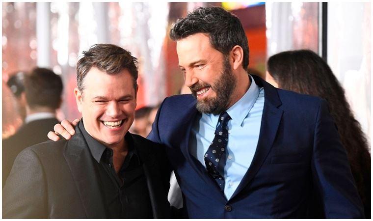 Matt Damon ve Ben Affleckten 25 Yıl Sonra Gelen Senaryo