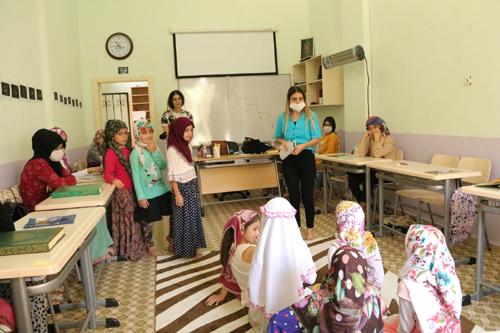 Yaratıcı Drama ile Değerler Eğitimi Projesi