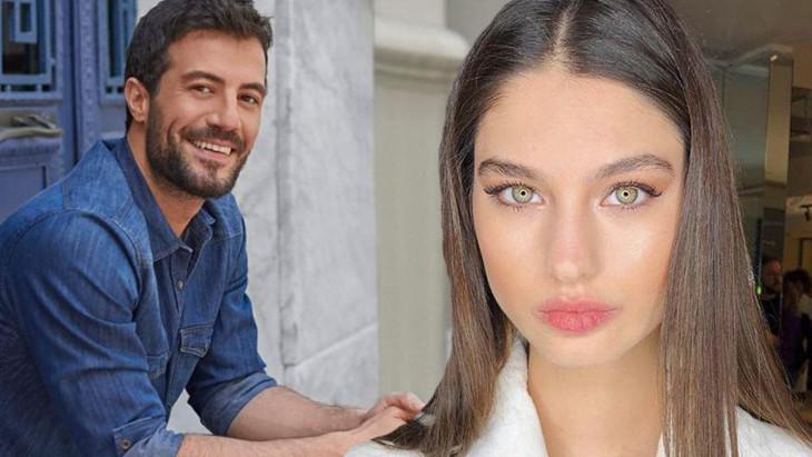 Lider Şahin ile Ecem Çırpan aşkı belgelendi
