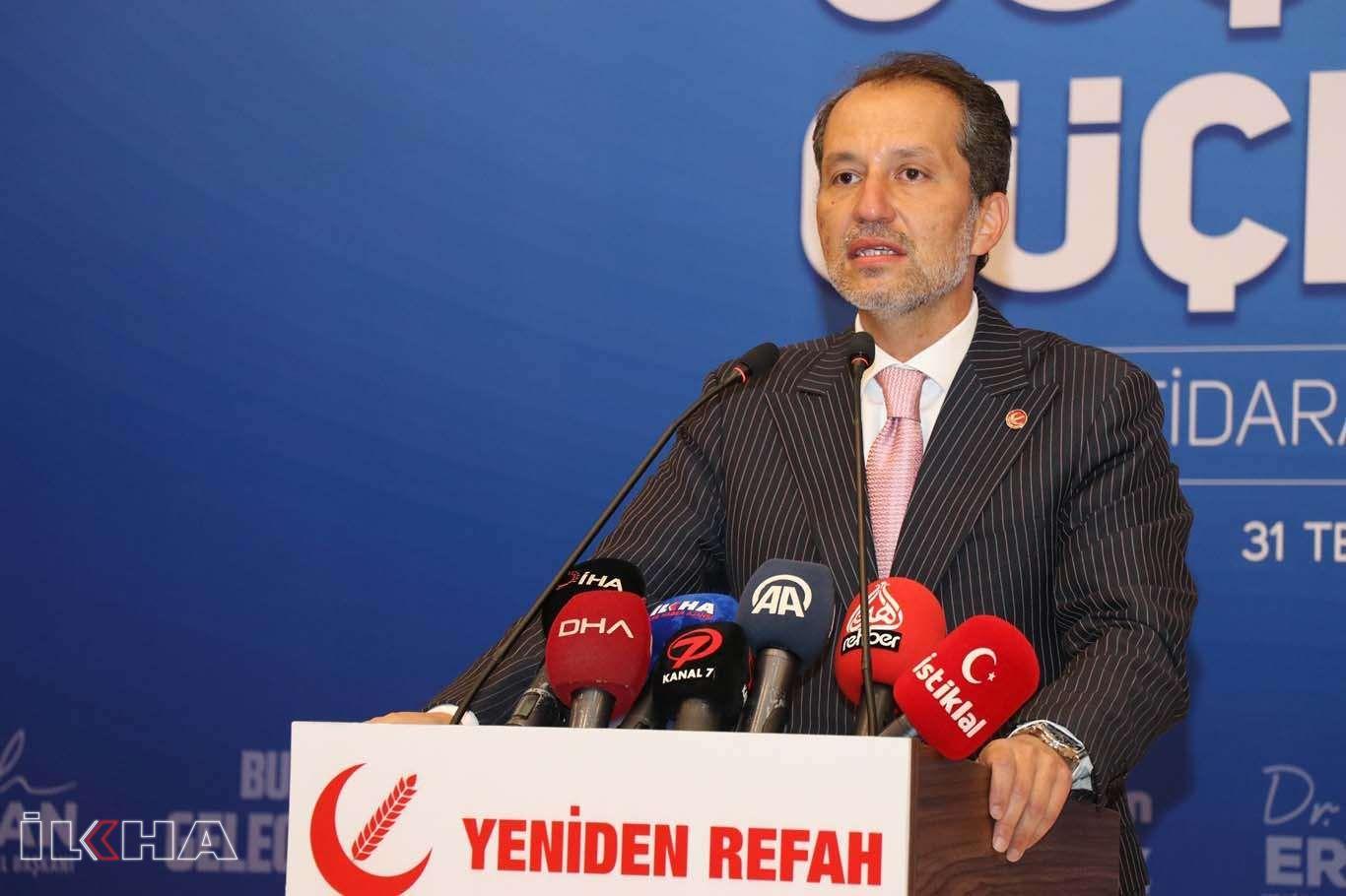 Fatih Erbakan: Aşılama vaka artışlarını ve ölümleri engelleyemiyor
