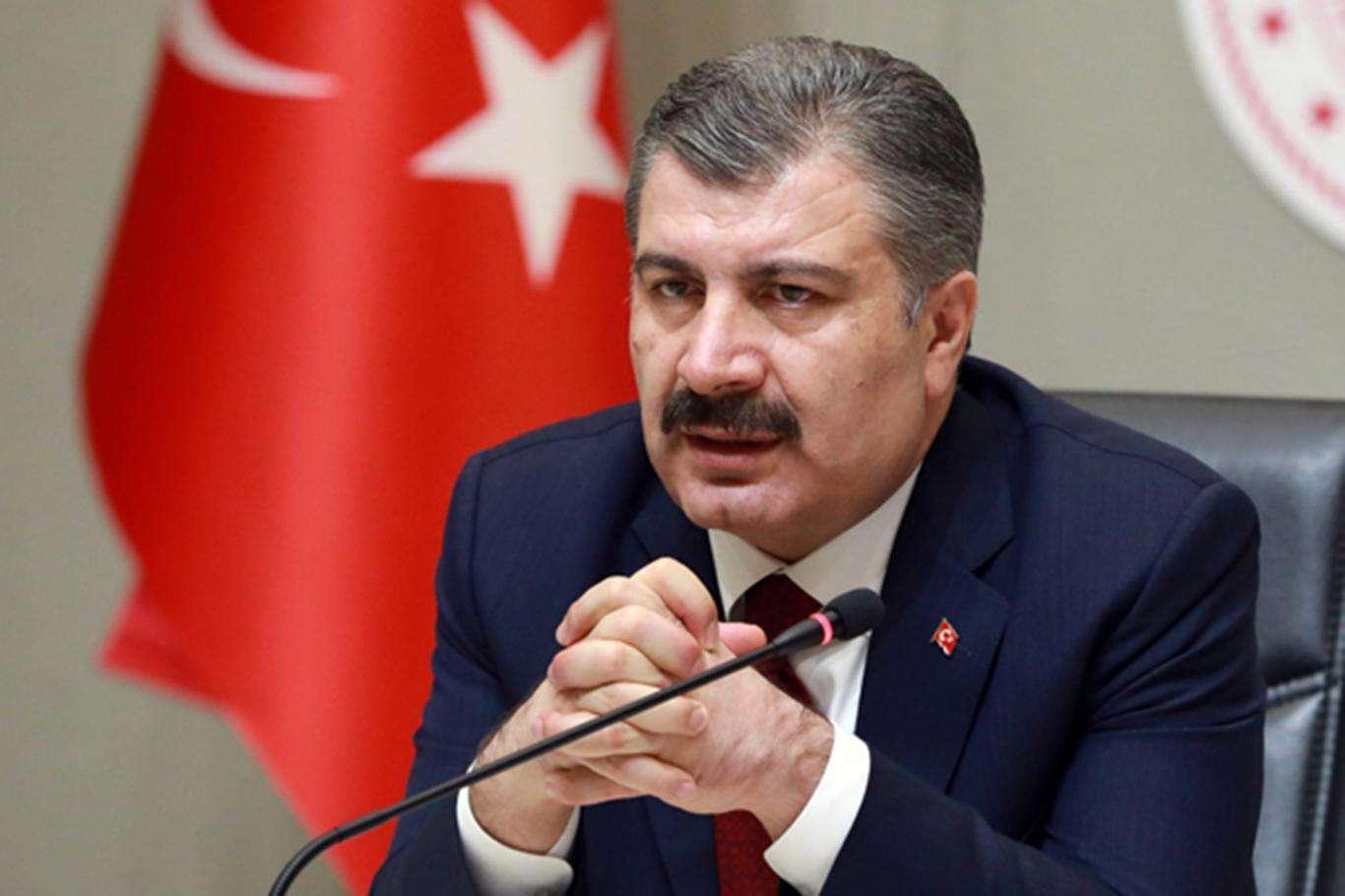 Türkiyede Covid-19 nedeniyle 96 kişi vefat etti, 20 bin 890 yeni vaka tespit edildi