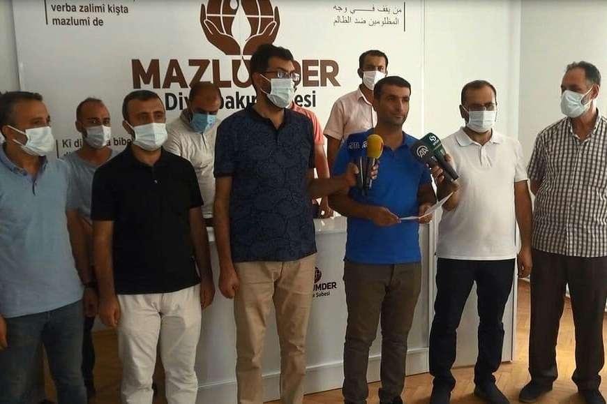 Diyarbakırdaki İslami STKlar: Konyadaki katliamın asıl sebebi etkin bir şekilde araştırılmalı