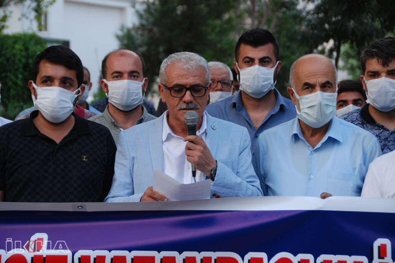Batman'daki siyasilerden Konya'daki katliamla ilgili ortak açıklama