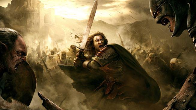 The Lord of The Rings Dizisinden İlk Görsel Yayınlandı ve Tarih Verildi!