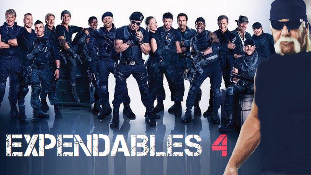 Sylvester Stallonedan 'Expendables 4' Göndermesi!
