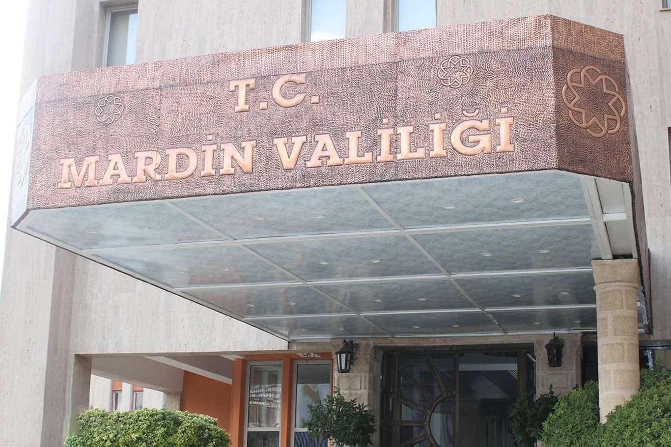 Mardin'de etkinlikler 15 gün süreyle yasaklandı.