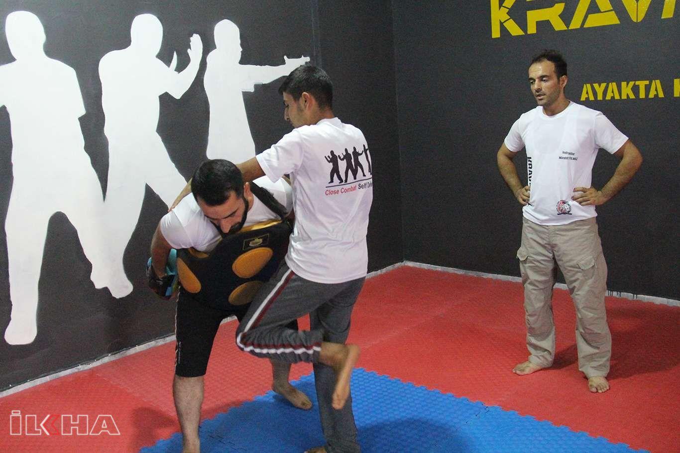 Her yaş grubunun öğrenebileceği yakın savunma tekniği: Ju Jitsu