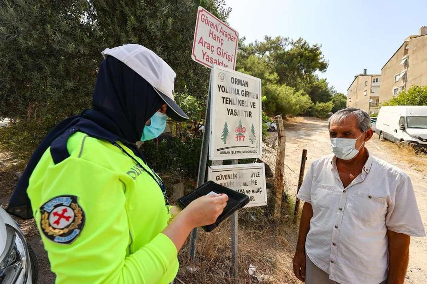 Bingöl'de ormanlık alanlara girişler bir ay süreyle yasaklandı
