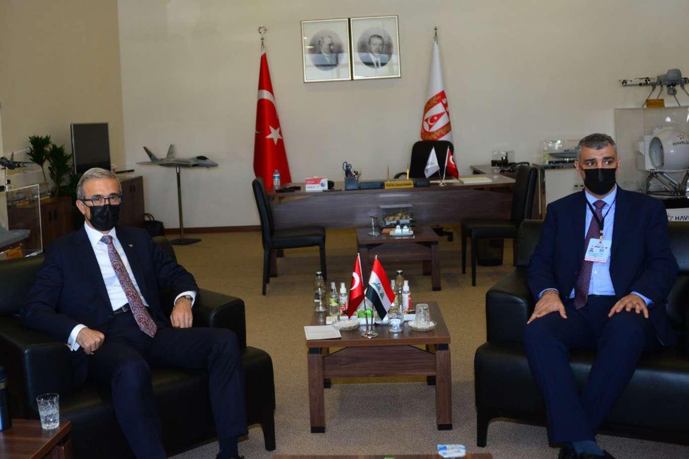 Türkiye ile Irak arasında Savunma Sanayii İşbirliği Anlaşması