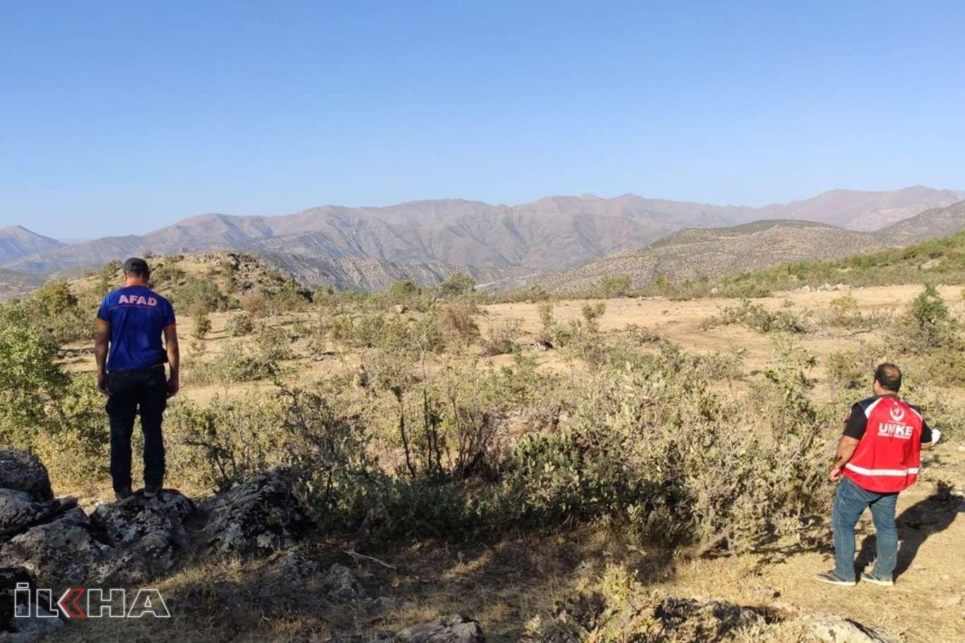 Siirt'te kaybolan 14 yaşındaki çobandan haber alınamıyor