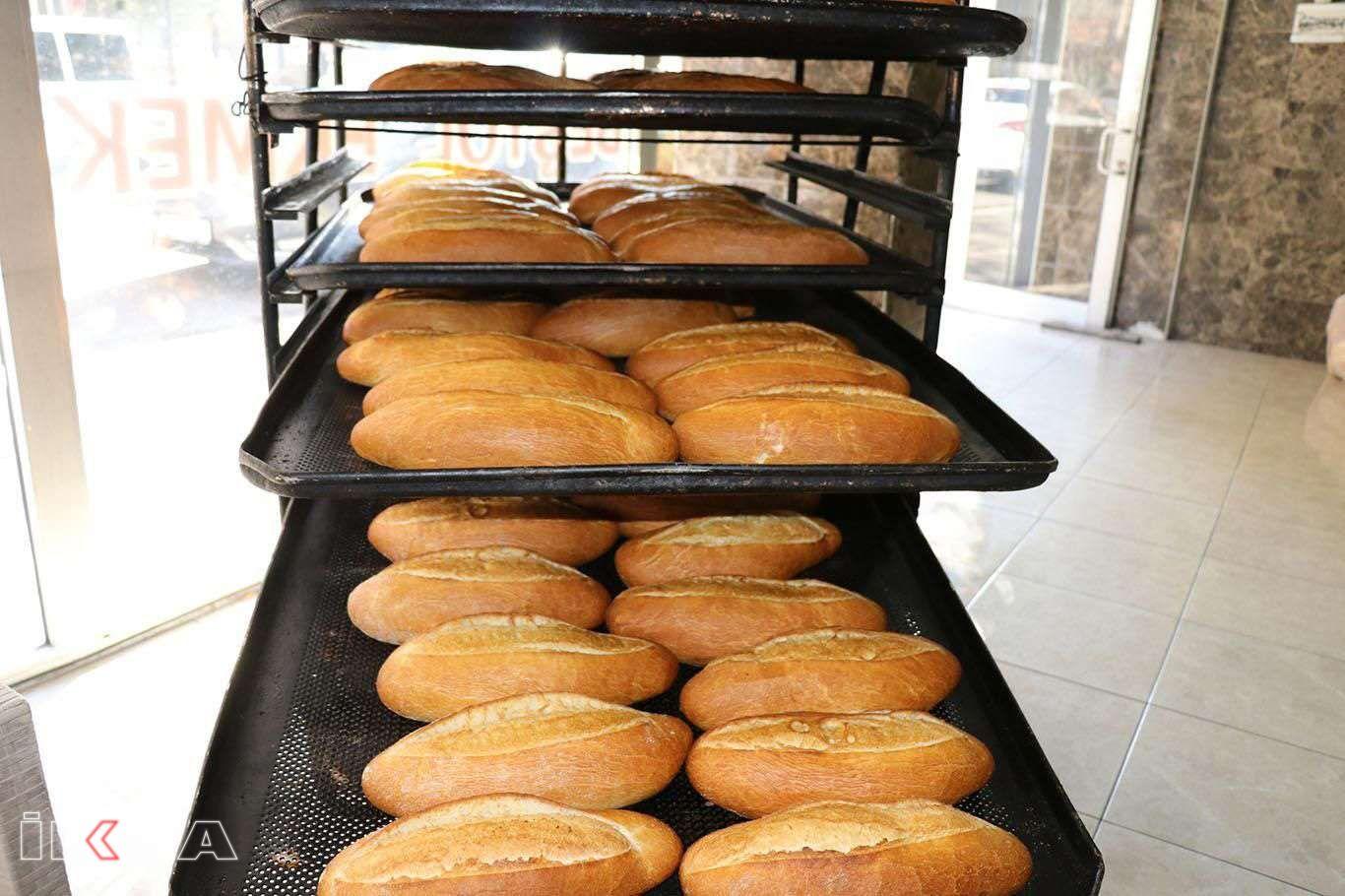 Şanlıurfada somun ekmeğe zam geldi