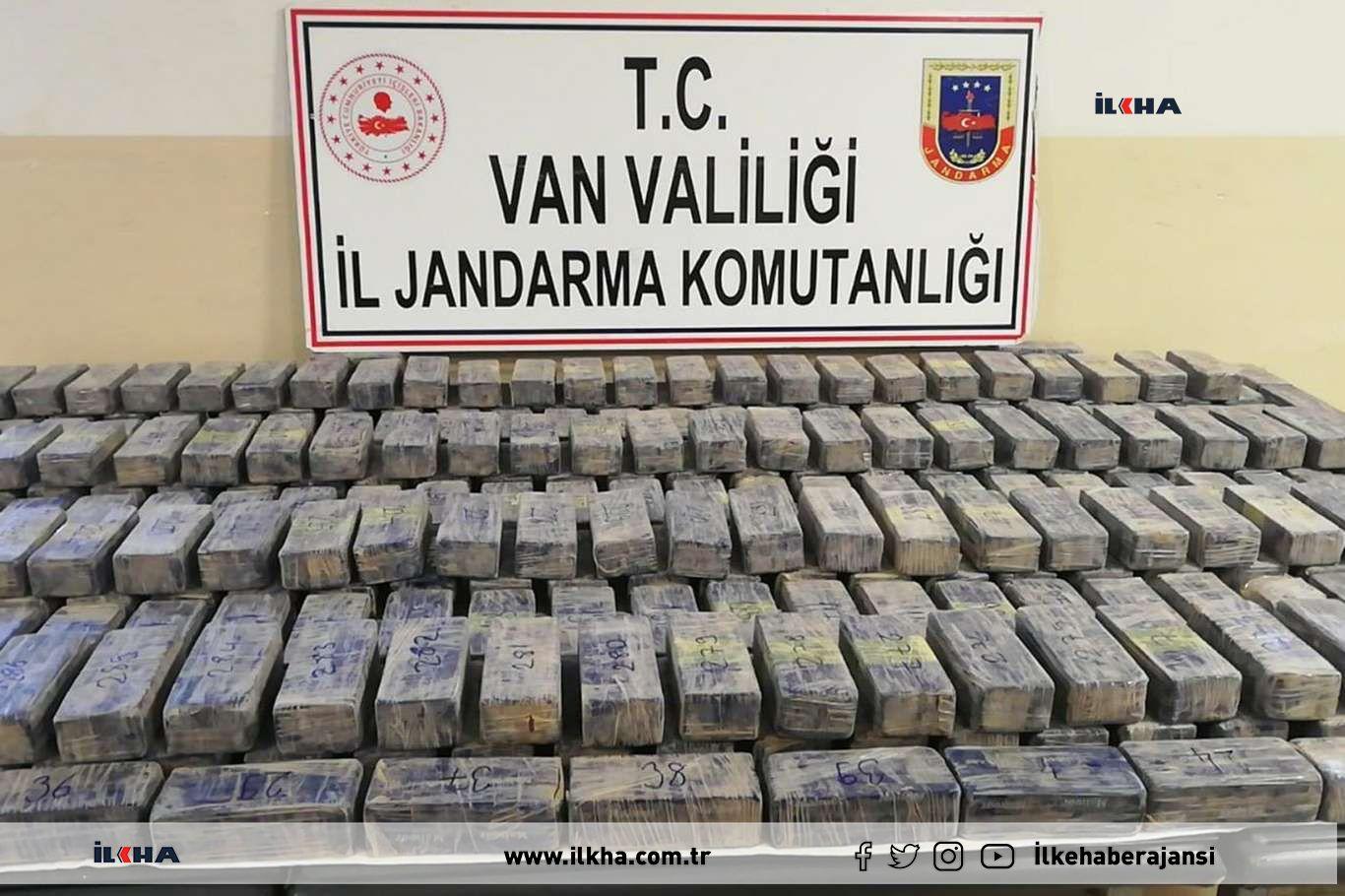 3 ilde yarım ton uyuşturucu ele geçirildi