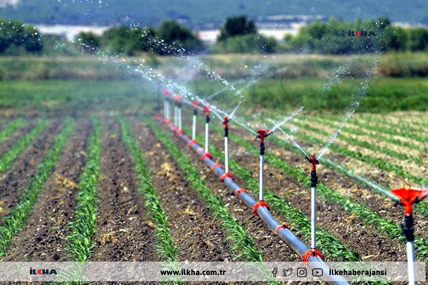 Suya göre tarım teşvik edilecek