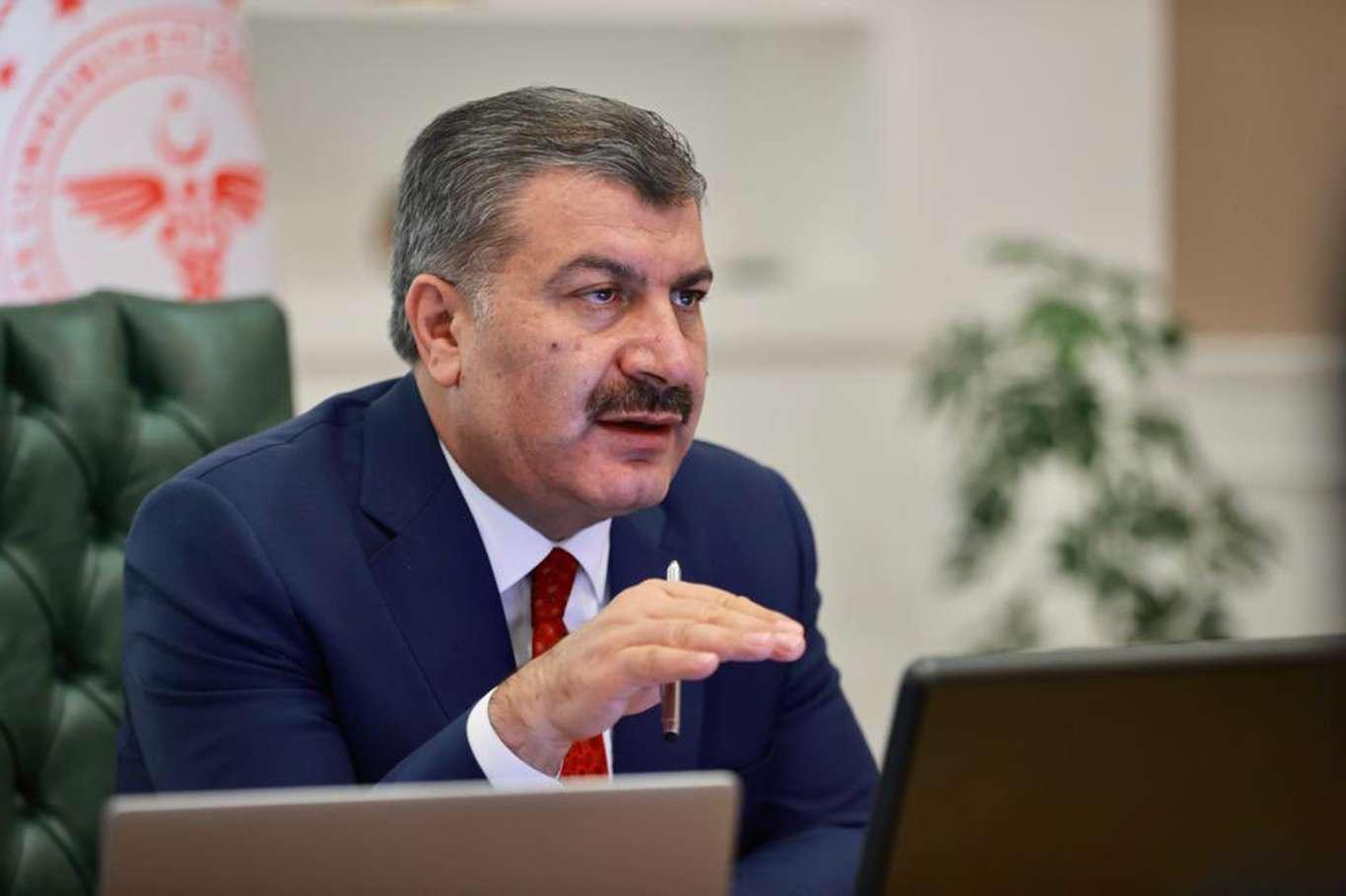 Sağlık Bakanı Koca: Coronavirüs Risk Haritasında turuncu il kalmadı