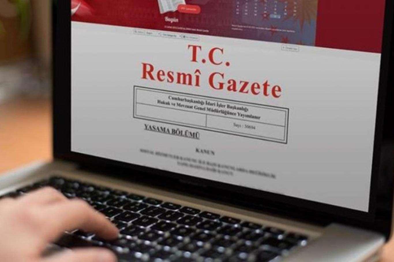 HSK kararları Resmî Gazete de yayımlandı