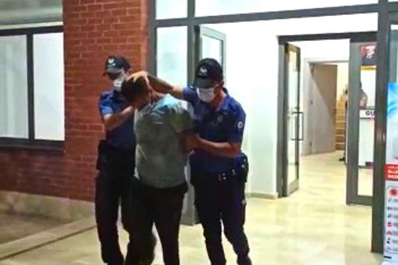 Bekçilere mukavemet gösteren 4 kişi tutuklandı