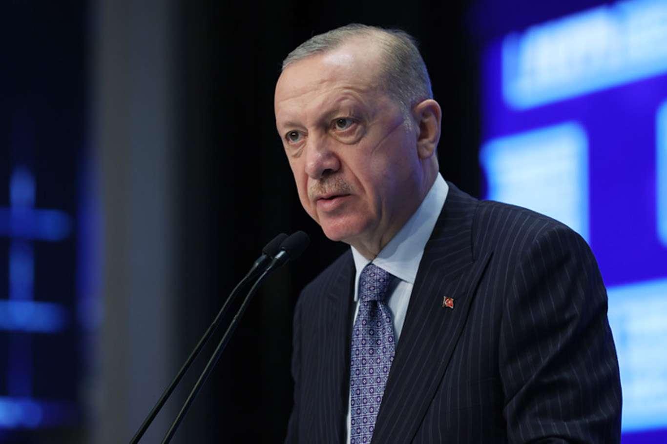 Cumhurbaşkanı Erdoğan: Yeni küresel sistemde üzerimize ne düşüyorsa yapmakta kararlıyız
