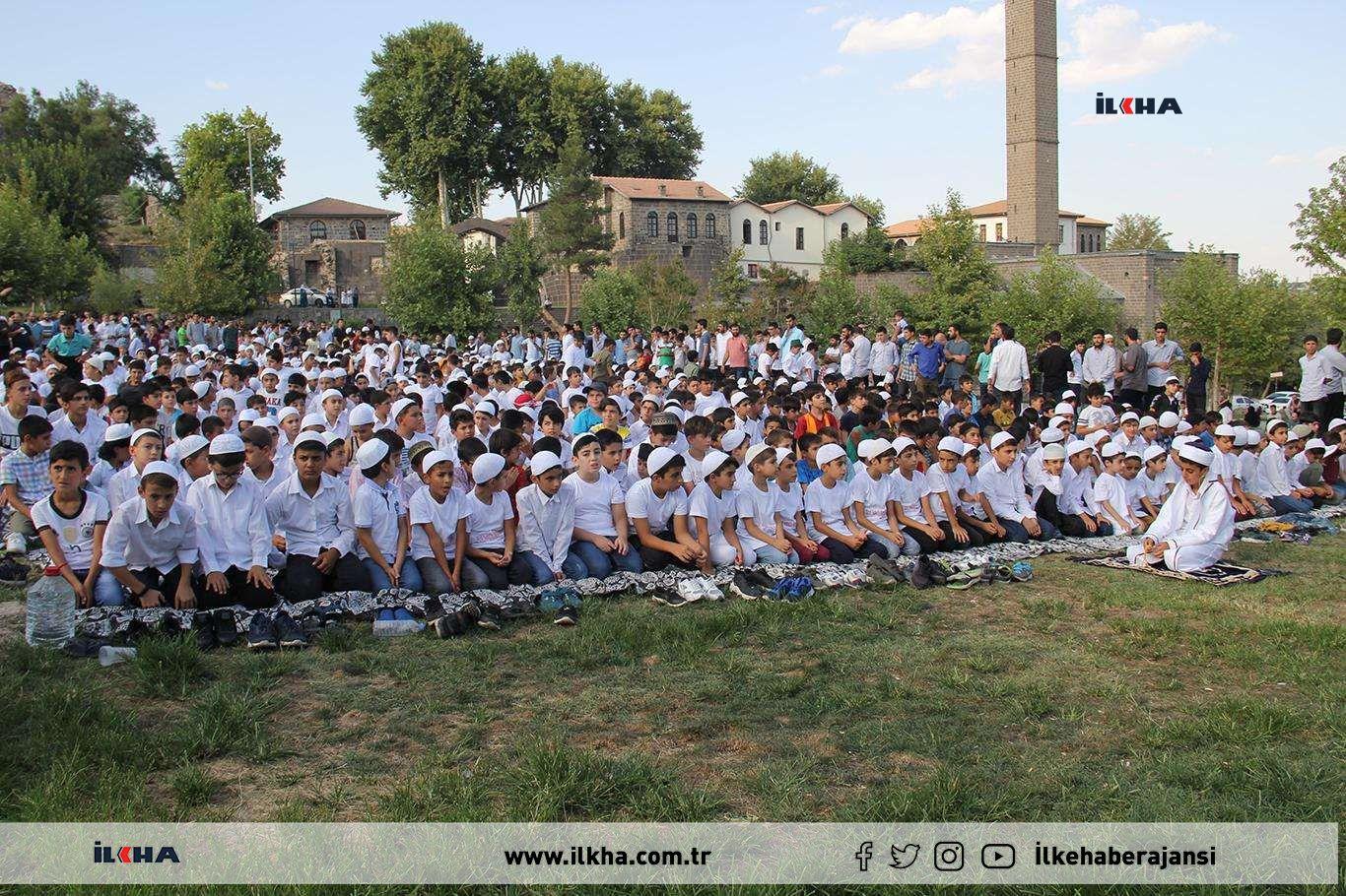 Hayat Namazla Güzeldir etkinliğinin finali Diyarbakırda yapılacak