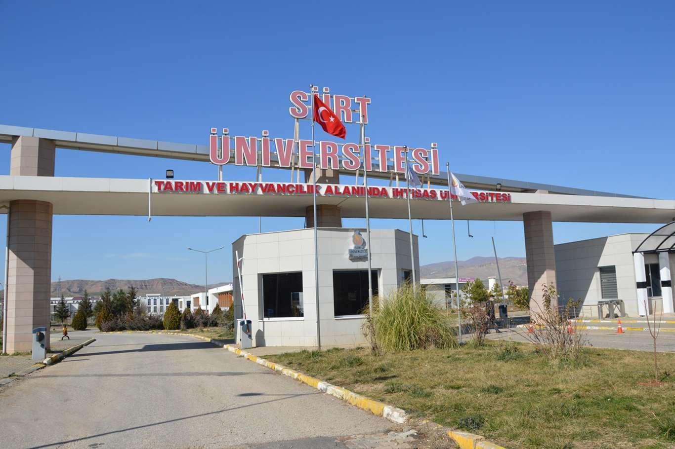 Siirt Üniversitesi güz dönemi eğitim faaliyetlerinin yürütülmesine ilişkin esasları açıkladı