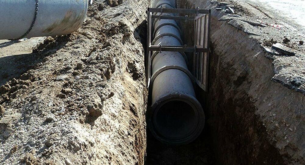 Kanalizasyon ve fosseptik çukuru inşaatı yaptırılacaktır