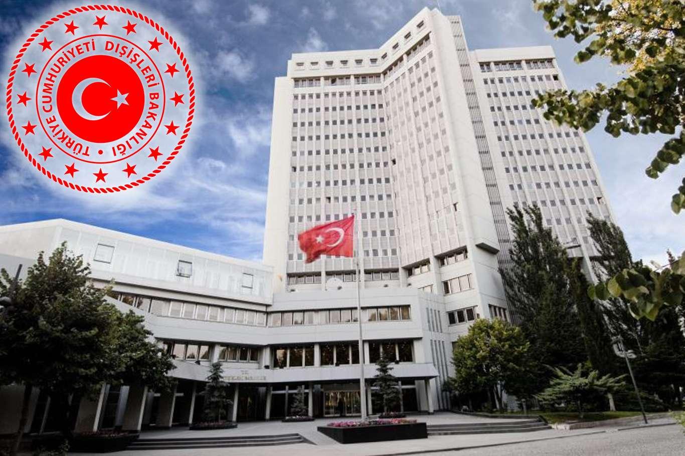 Dışişleri Bakanlığından Rusyadaki silahlı saldırıya kınama