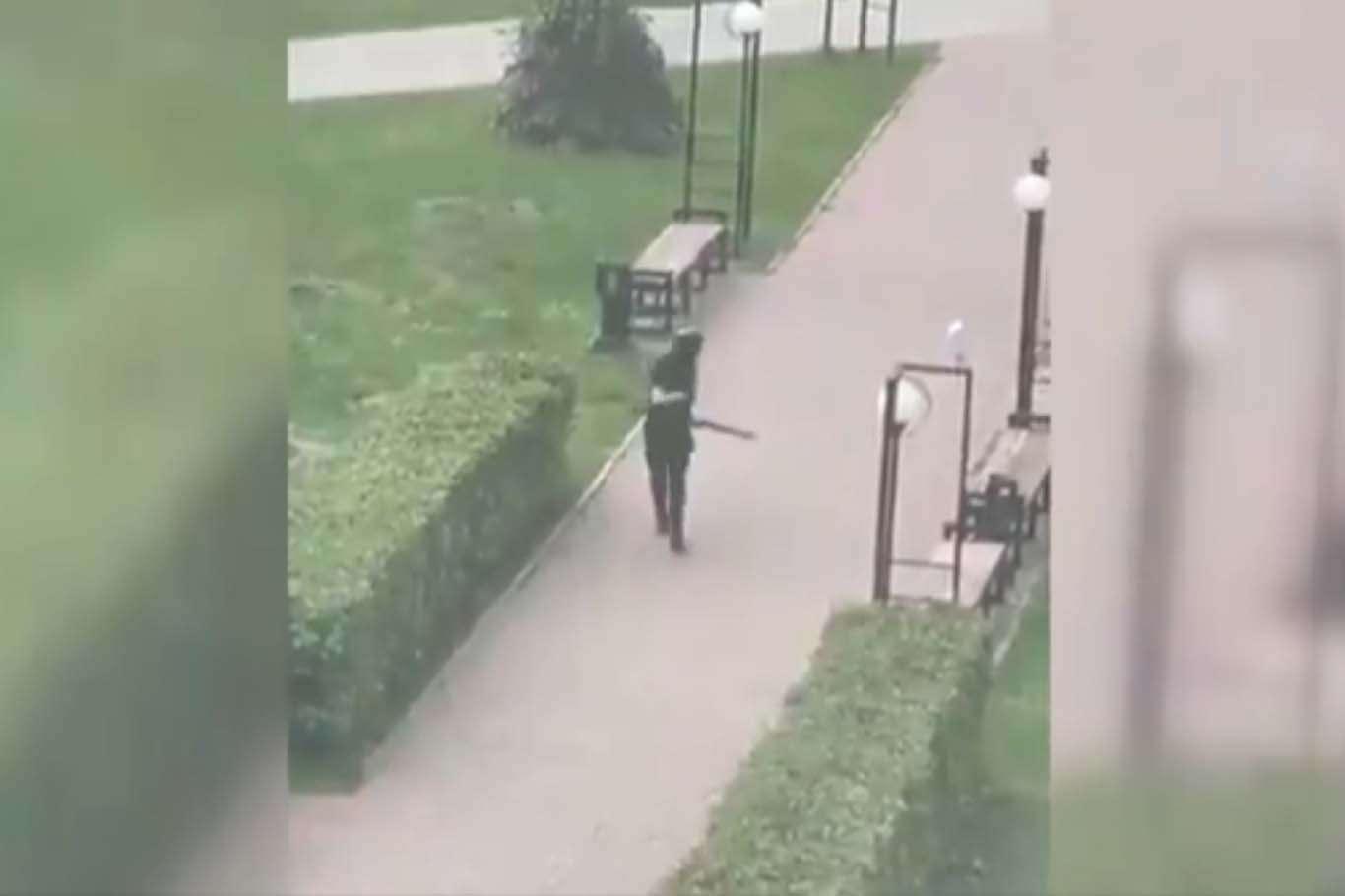 Rusyada üniversite binasına silahlı saldırıda ölü sayısı 8e yükseldi