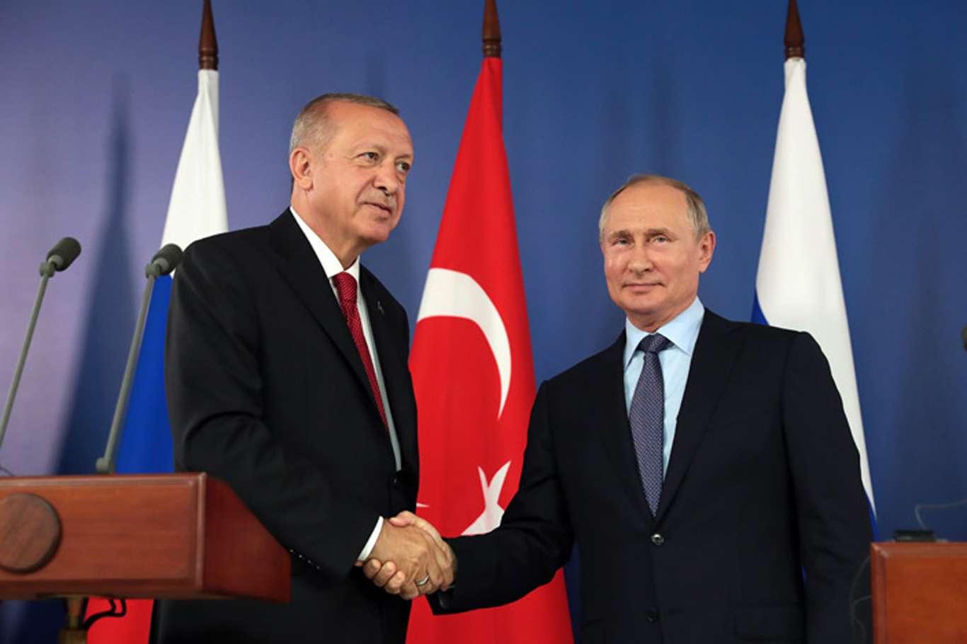 Kremlin: Cumhurbaşkanı Erdoğan Rusyayı ziyaret edecek