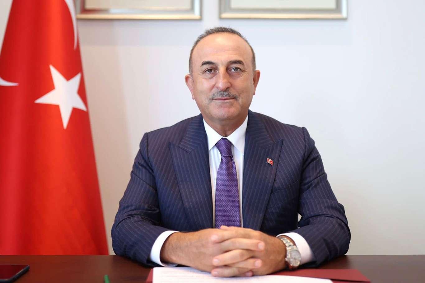 Bakan Çavuşoğlu MIKTA toplantısına katıldı