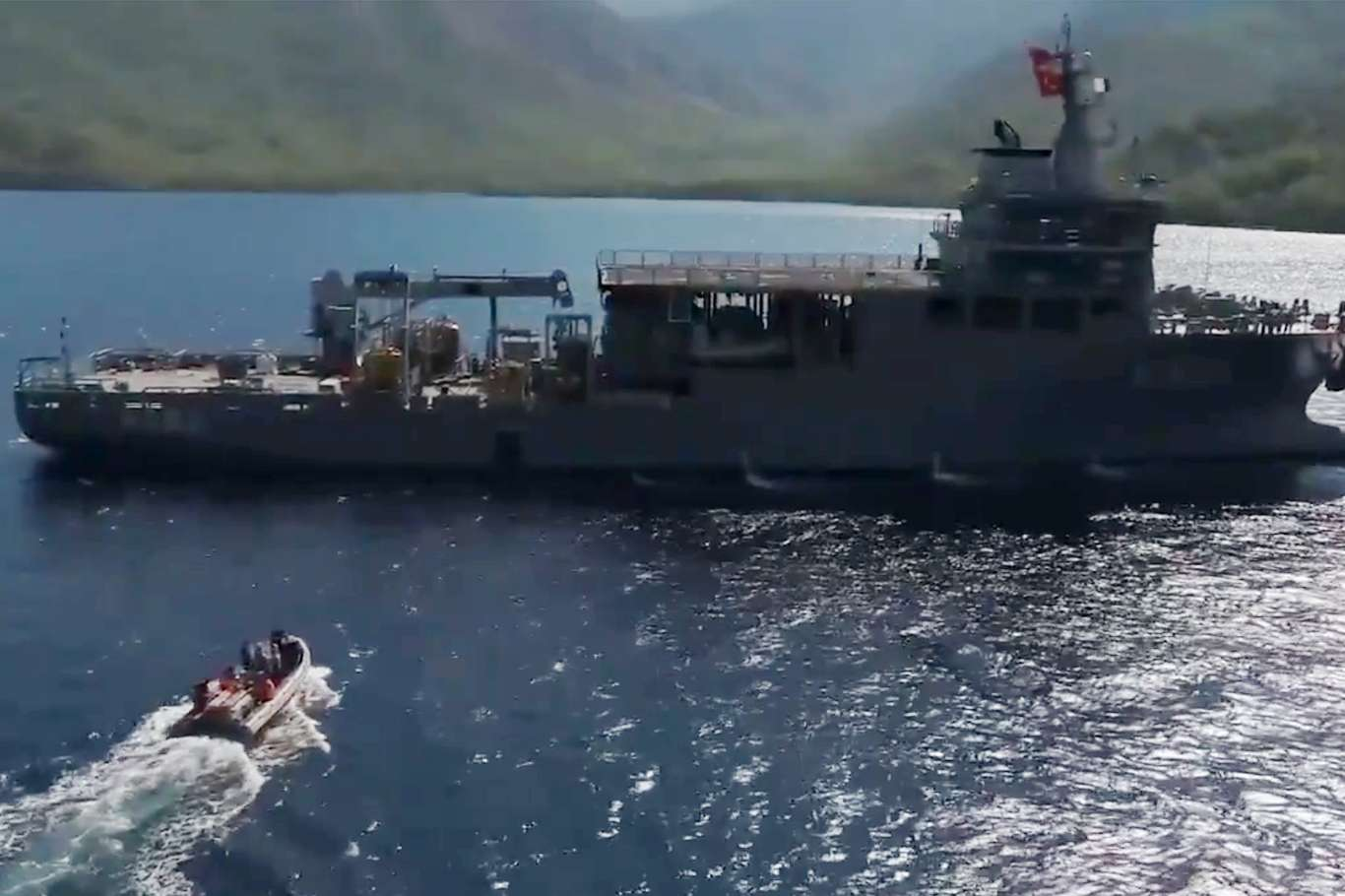 MSB: Akdeniz Fırtınası Tatbikatı tamamlandı