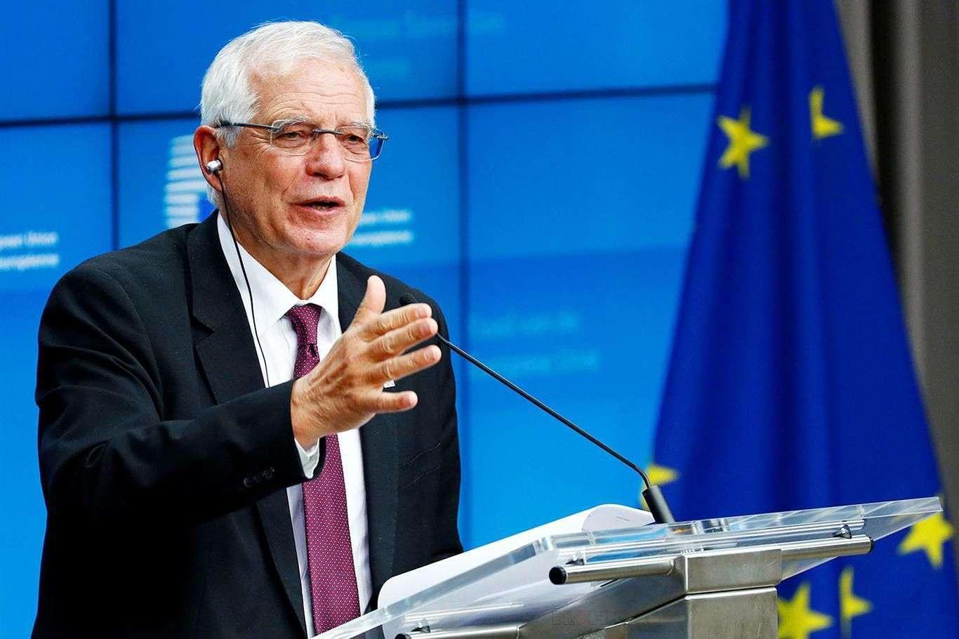 Borrell: Denizaltı krizi sadece Fransanın değil Avrupanın da sorunudur