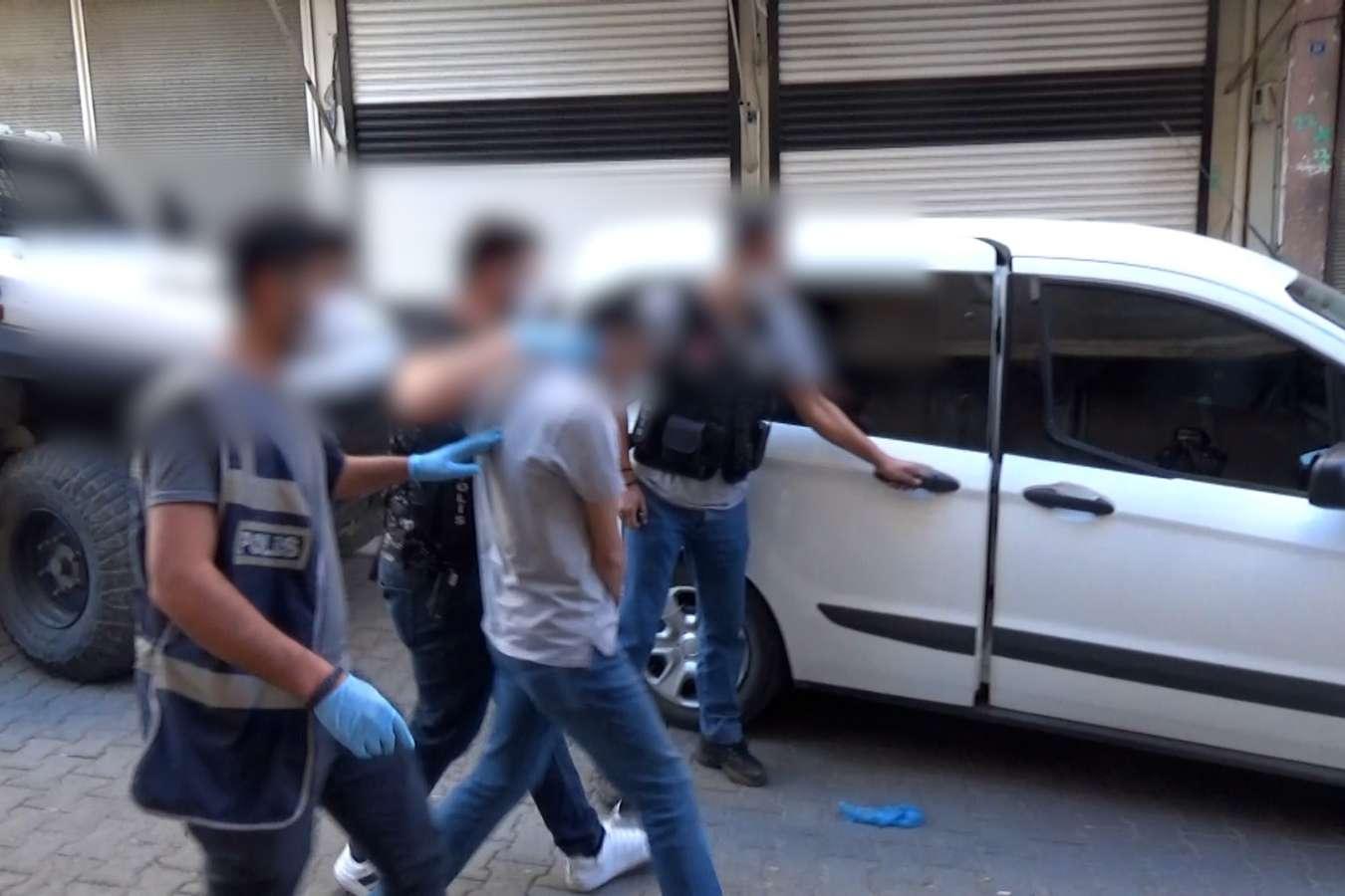 Siirtte uyuşturucu operasyonunda 2 kişi tutuklandı