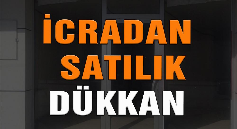 Mardin Kızıltepede 90 m² dükkan icradan satılıktır