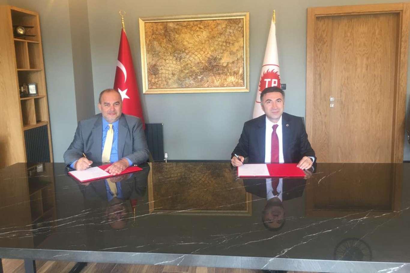 Batman Üniversitesi ile TPAO arasında iş birliği protokolü imzalandı